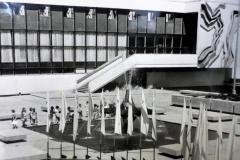 Pohled od zimního stadionu